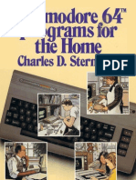 Commodore 64 Programs for the Home