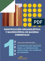Caracteristicas Organolecticas de La Madera