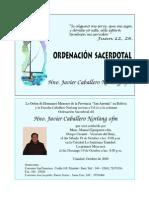 Ordenación-Javier