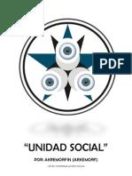 """""""UNIDAD SOCIAL"""""""