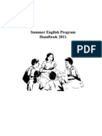 SEP Handbook 2011