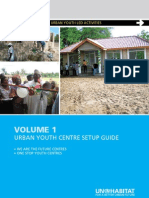 Volume 1 - URBAN YOUTH CENTRE SETUP GUIDE