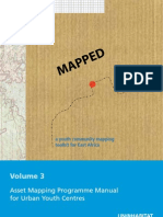 Volume 3 - Community Mapping Programme Manual for Urban Youth Centres