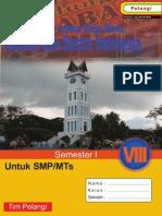 Bahasa Indonesai SMP VIII Penerbit CV Cahaya Dipersada