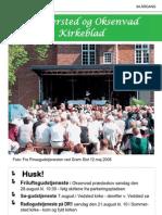 Kirkebladet - Maj 2011