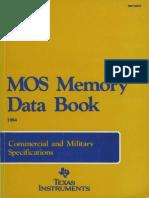 Memory Databook 1984