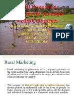 30425736 Rural Marketing Promotion Strategies