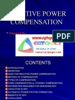 Reactive Power Compensation