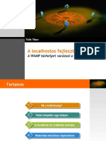 A localhostos fejlesztés alapjai