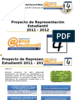 Presentación de Propuestas - Apoyo Estudiantil