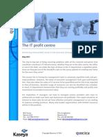 The IT Profit Centre