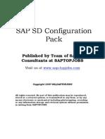 SAP Blling Configuration