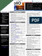 NewsFolio - May 2011 -Must Know Updates