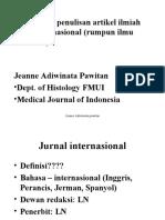 Prof. Jeanne Pen Gala Man Journal Intern
