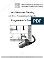 Turning Programming Manual