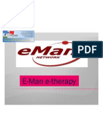 Selling Presentation - E-man Therapy