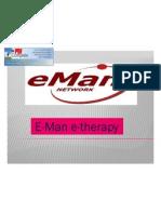 Selling Presentation - E-man Therapy