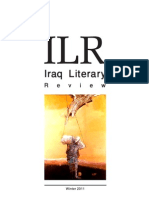 Iraq Literary Review..Winter 2011