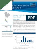 Bangkok Hotel Market Report Q1 2011 | Colliers International Thailand
