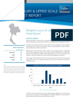 Bangkok Hotel Market Report Q1 2011 | Colliers International Thailand
