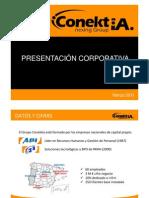 Presentación Grupo ConektIA