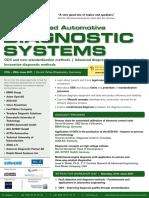 3rd Advanced Automotive Diagnostic Systems