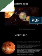 Presentacion de Los Planetas