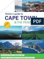 Cape Town & Peninsula Visitor's Guide. ISBN 9781770260009