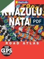 Kwazulu Natal Road Atlas. ISBN 9781770261709