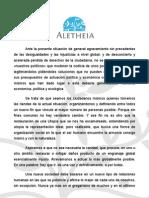 Convocatoria 7 de junio de definicion de nuevos proyectos de actuacion ante la situacion actual