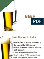 7320993 Beer Market in India