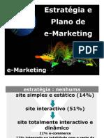 Estrategia Plano E-marketing Online 2003