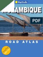 Mozambique Road Atlas. ISBN 9781770260306