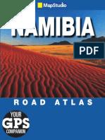 Namibia Road Atlas. ISBN 9781770261693