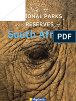 National Parks & Reserves of South Africa. ISBN 9781868098422