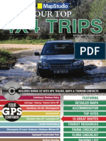 Our Top 4x4 Trips. ISBN 9781770260177