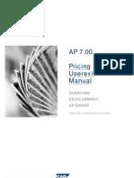 PricingUserexitManualV105