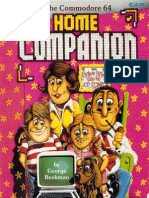 The Commodore 64 Home Companion