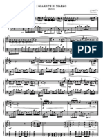 I Giardini Di Marzo (Piano) - Battisti
