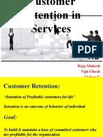 Service Retention