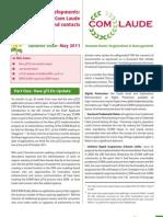 Com Laude Newsletter Summer 2011