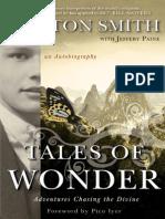 Tales of Wonder - Huston Smith