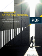 Ernst & Young's 2010 EAS Waking Up to the New Economy