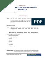 Analisa Lap. Keuangan