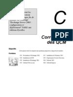 Corrections QCM T1