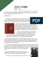 Freemasonry -The Symbols Say It All