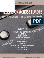TV Accross Europe