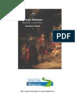 Alexandre Dumas - Jose Balsamo Memórias de Um Médico1 (pdf) (rev)