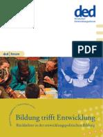 3.Fachheft Bildung Trifft Entwicklung