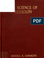 The Science of Religion - Daniel Simmons